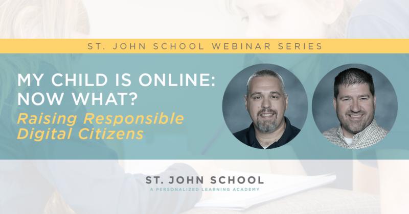 Webinar on Raising Responsible Digital Citizens